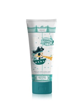 Pout Care Grapefruit Island's Swimmer Natural Top to Toe Wash (250ml)
