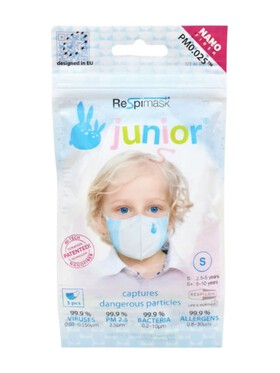 Respilon Respimask for Kids Small (Pack of 3)
