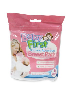 Baby First Breastpad (6 pads)