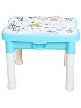 Motion Sand 6 in 1 Multi-Functional Play Table (No Chair)