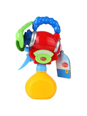 Cikoo Mini Watering Can Cooling Spray Fan Summer Beach Toy