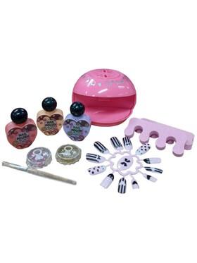 S&Li cosmetics My Beauty Nail Art Set