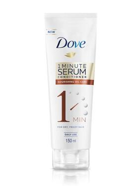 Dove 1 Minute Serum Conditioner Nourishing Oil Care (150ml)