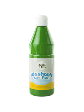 Joan Miro Washable Paint - Single Bottle (500ml)