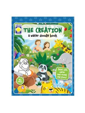 Hiyas God's Creation: A Water Doodle Book