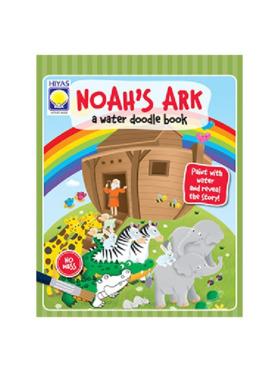 Hiyas Noah's Ark: A Water Doodle Book