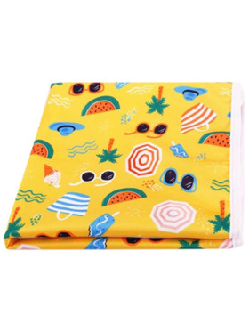 The Baby Basket Beach Baby  Multipurpose Waterproof Mat