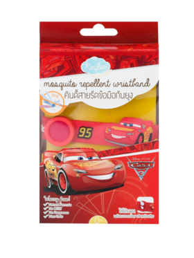 Kindee Organic Mosquito Repellent Cars Wristband