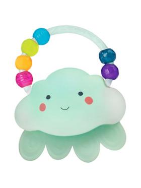 B. Toys Rain-Glow Squeeze - Light Up Cloud Rattle