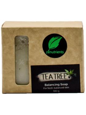 Zenutrients Tea Tree Balancing Soap (100g)