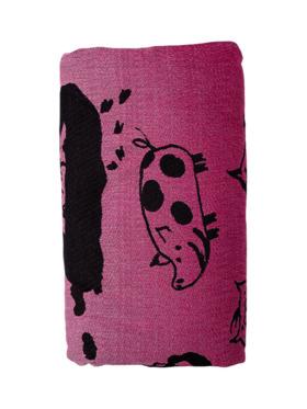 Roar Wraps Oink Oink La Confiture de Framboise Woven Wrap