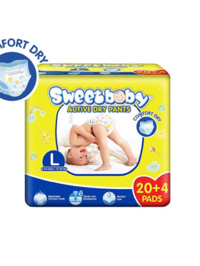 Sweetbaby Active Dry Pants Large (20+4)
