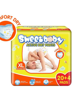 Sweetbaby Active Dry Pants XL (20+4)