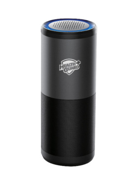 Health Guard UVC LED Sterilization Portable Air Purifier