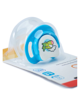Pigeon Silicon Pacifier Step 2 Aeroplane