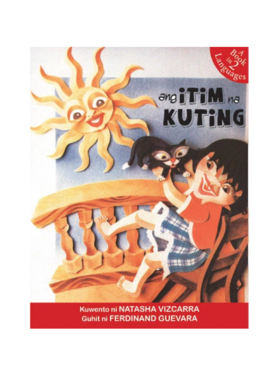 Adarna House Books Ang Itim na Kuting (Picture Book)