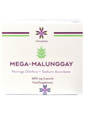 Mega-Malunggay Mega-Malunggay Capsules (100 capsules)