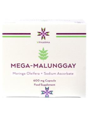 Mega-Malunggay Mega-Malunggay Capsules (200 capsules)