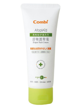 Combi AtopiAid Diaper Rash Cream (70ml)