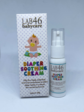 Lab46 BabyCare Diaper Soothing Cream (20g)
