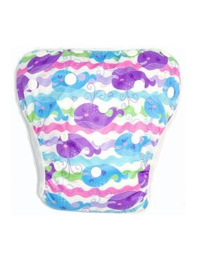 Next9 Whale Swim Diaper