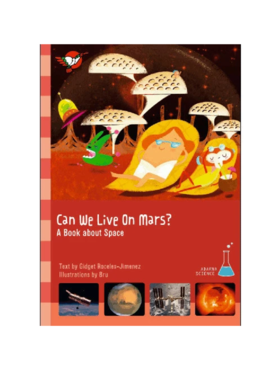 Adarna House Books Can We Live on Mars?
