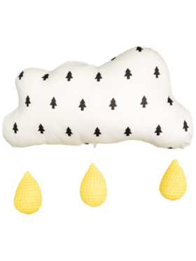 Little Tots PH Cloud Pillow