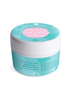 Buds & Blooms Cooling Itch & Rash Relief (50g)