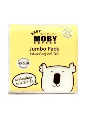 Baby Moby Cotton Pads Jumbo