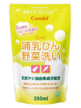 Combi Detergent for Feeding Bottle & Veg Refill (250ml)