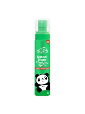 Tiny Buds Natural Diaper Changing Spray (120ml)