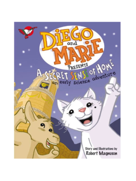 Adarna House Books Diego and Marie (Picture Book)