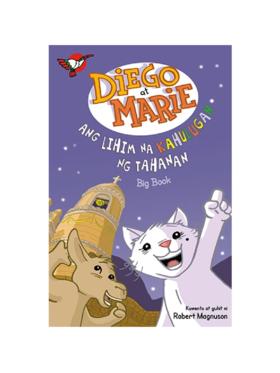 Adarna House Books Diego at Marie (Big Book)