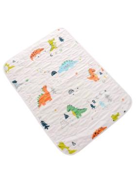 Fin's Adventures Dino Water Absorbent Bed Mat