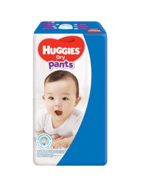 Huggies Dry Pants Small (38s)