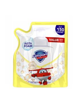 Safeguard Foaming Hand Soap White Tea Refill (200ml)