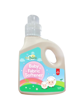 Tiny Buds Natural Fabric Softener (1.5L)
