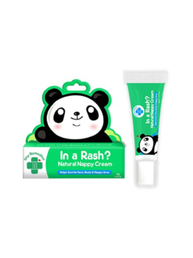 Tiny Buds In a Rash Natural Nappy Cream (20ml)