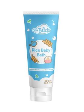 Tiny Buds Rice Baby Bath (200ml)