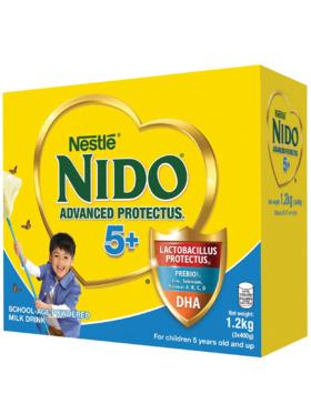 Nestle NIDO 5+ Advanced Protectus (1.2kg)