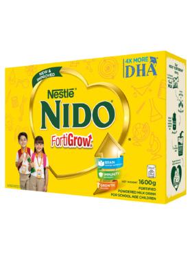 Nestle NIDO FORTIGROW Fortified Powdered Milk Drink (1.6kg)
