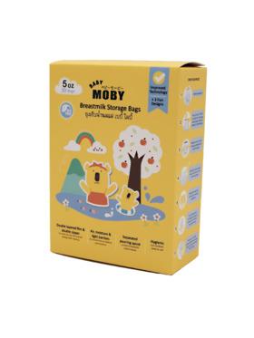 Baby Moby Breastmilk Storage Bags (5oz/150mL)