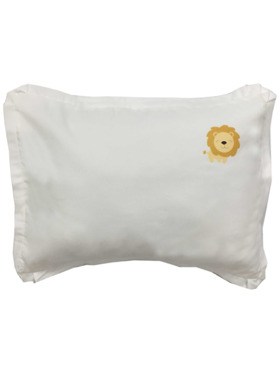 Kozy Blankie Giraffe and Friends Toddler Pillow Case