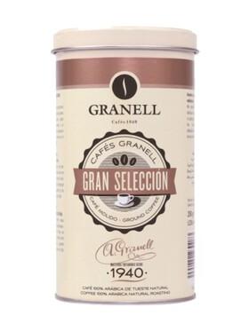 Granell Ground Coffee Premium Tin - Gran Selección 1940 (250g)
