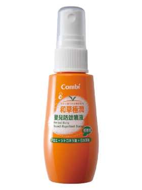 Combi Herbal Baby Insect Repellant Spray (60ml)