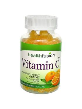Health Fusion Vitamin C For Kids (Orange Flavor)