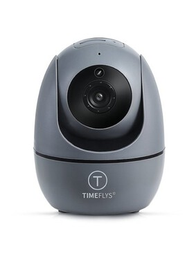 Timeflys i300S WiFi Baby Video Monitor with Recording