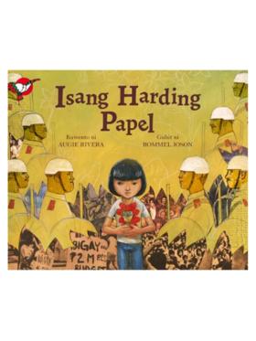Adarna House Books Isang Harding Papel