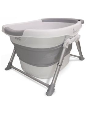 Nature to Nurture Nursery Splish Splash Triple Stage Collapsible Baby Tub