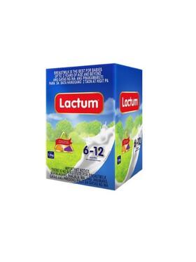 Lactum Lactum 6-12 Months Powdered Milk Plain (1.2kg)